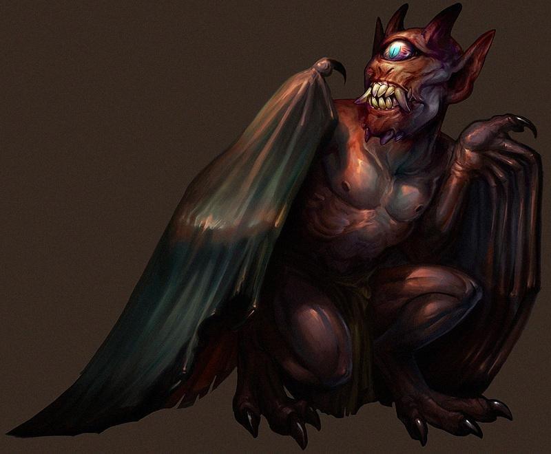 демон попобава злой дух насильник отвратительные мужики disgusting men